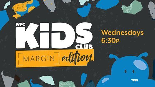 Kids Club Kickoff