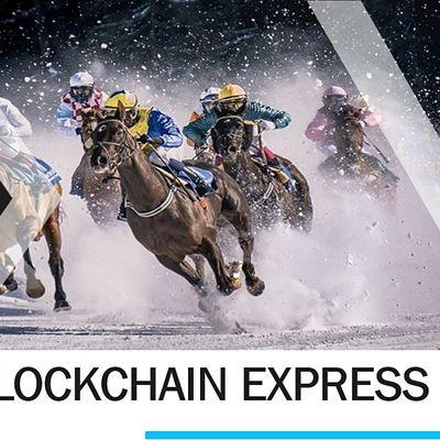 Blockchain Express Webinar  Las Vegas