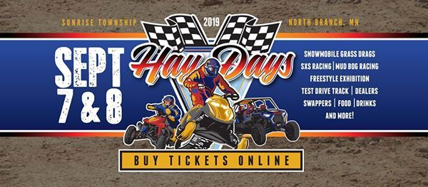 Hay Days 2019 At Haydays Grass Drags, North Branch