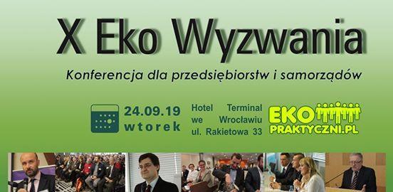 X Eko Wyzwania - konferencja