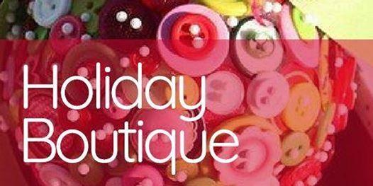 2019 Holiday BoutiqueCraft Fair