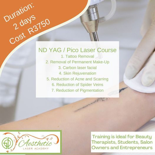 ND Yag/Pico Laser Workshop, 4 August   AllEvents.in