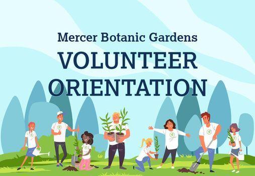 Mercer Volunteer Orientation @ Mercer Orientation | Spring | Texas | United States