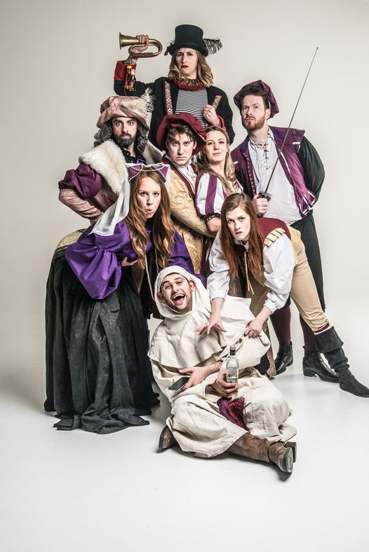 Sh*t Faced Shakespeare: Romeo and Juliet, 5 November | Event in Crewkerne | AllEvents.in