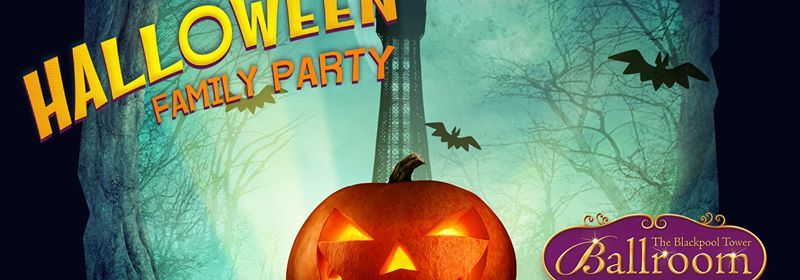 Halloween Family Party At Blackpool Tower Blackpool