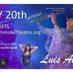 Luis Alas- Live in Concert