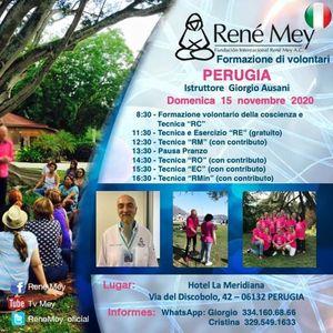 PERUGIA Corso Tecniche di Ren Mey