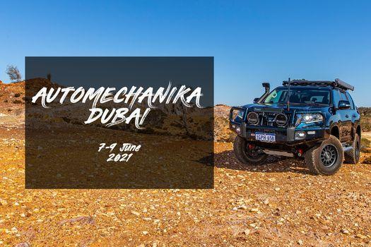 Automechanika Dubai, 7 June | Event in Dubai | AllEvents.in