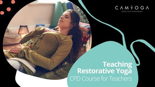 Online Teaching Restorative Yoga CPD Course, 24 April | Event in Cambridge | AllEvents.in