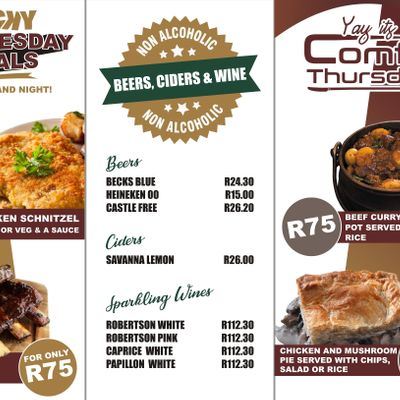 Comfy Thursday at Stonehaven On Vaal