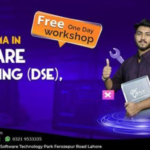 Free One Day Workshop on 1 Year Diploma in Software Engineering (DSE)