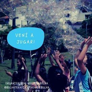 Festival de Burbujas de Jabn Gigantes en Salta