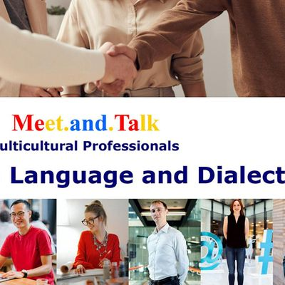 Meet on Language and Dialect