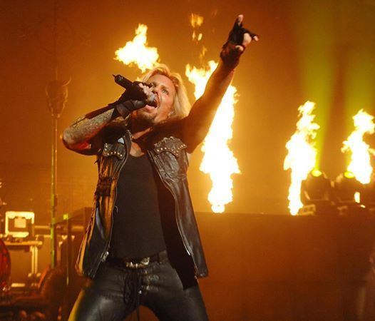 Vince Neil the Legendary Voice of Mtley Cre