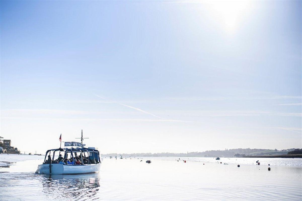 RSPB Winter Avocet Cruises Exe Estuary (20192020)