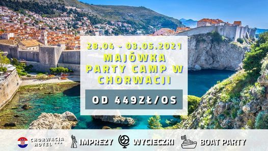 Jedź z Nami na Majówkę w Chorwacji!, 28 April | Event in Koper | AllEvents.in