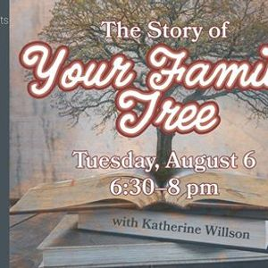 The Story of Your Family Tree
