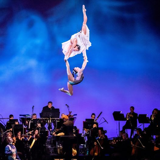 New Years Eve Pops: Cirque at the Symphony | Des Moines