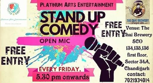 Stand Up Comedy Open Mic Vol 41