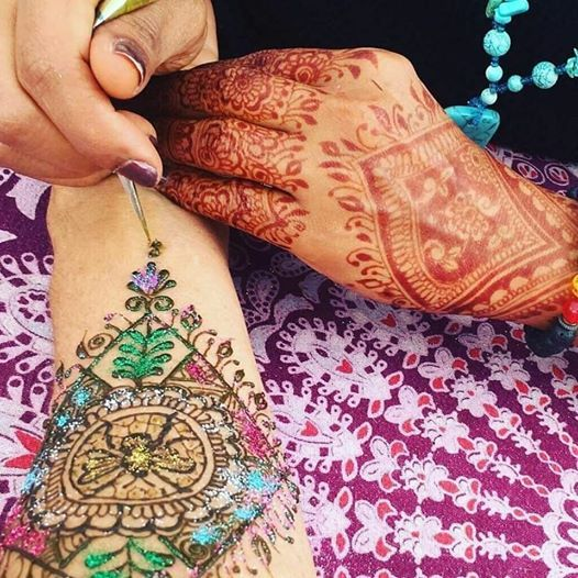Henna Body Art Party Part 2 At Tickets Zoeken Bethlehem