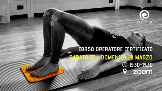 Corso Certificato Metodo Auramat®, 27 March | Online Event | AllEvents.in