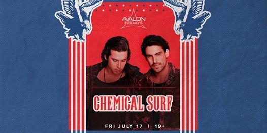 Chemical Surf - U.S . Tour
