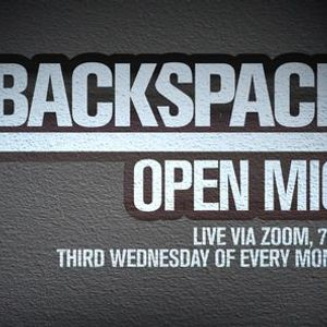 Backspace Open Mic