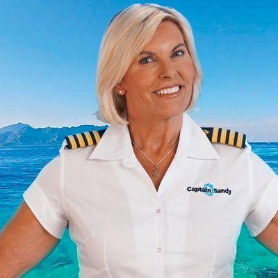 Captain Sandy Lead-her-ship Tour