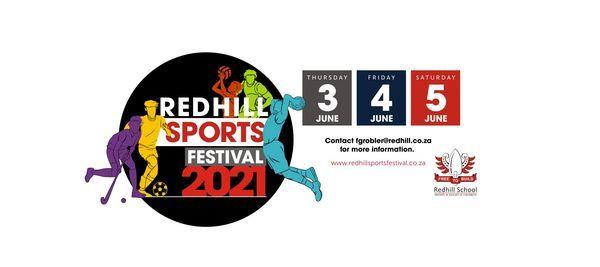REDHILL SPORTS FESTIVAL, 3 June | Event in Sandton | AllEvents.in