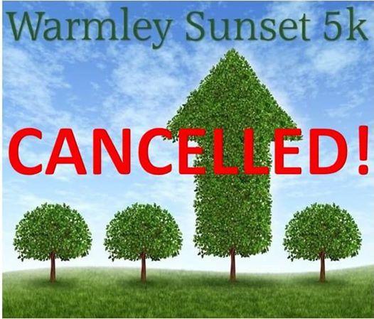 Warmley Sunset 5k 2020