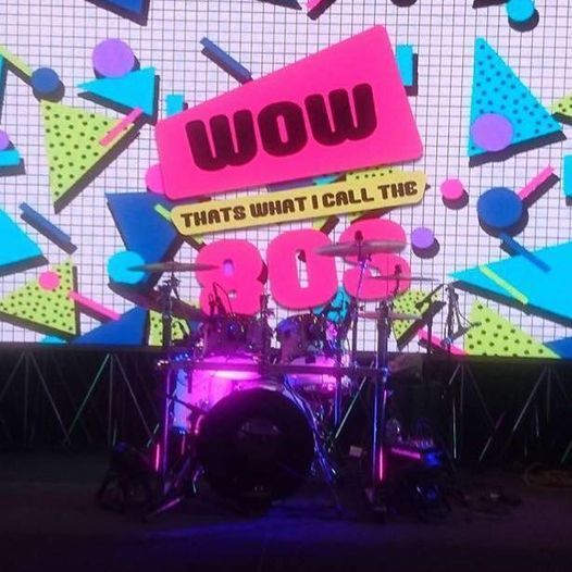 Wow 80's - 80's Tribute, 10 September   Event in Bracknell   AllEvents.in