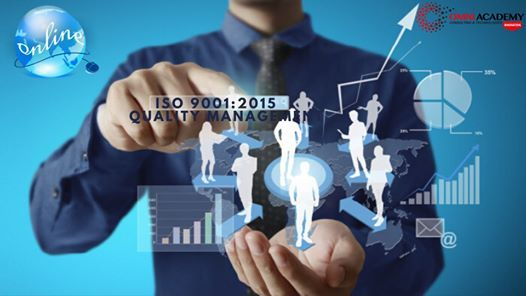 ISO 9001 Quality Management System - QMS Free Workshop [online]