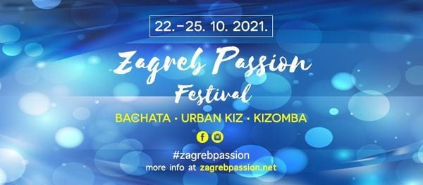 Zagreb Passion Festival - Sensual edition, 21 October   Event in Zagreb   AllEvents.in