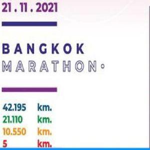 Bangkok Marathon 2021()