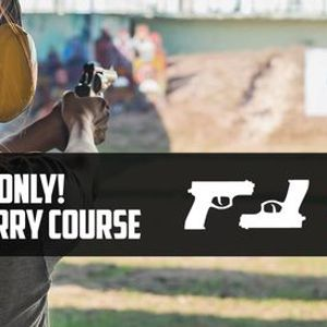 Concealed Carry Class - Pompano Beach FL  - Women Only - Only 19.99