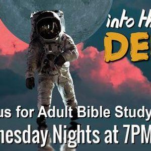 Into The Deep Wednesday Night Bible Study