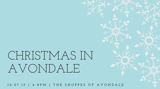 Christmas In Avondale