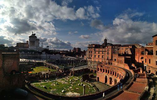 Roma Archeologica Mercati di Traiano (ingresso gratuito)