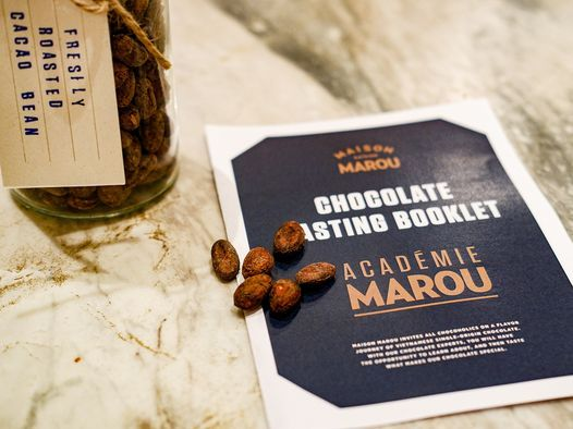 MAISON MAROU FREE CHOCOLATE TASTING CLASS, 8 May | Event in Ho Chi Minh City | AllEvents.in