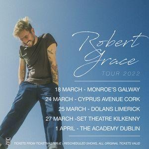 Robert Grace  Academy Dublin Green Room