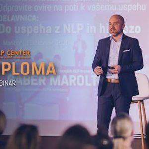 NLP Diploma preko spleta