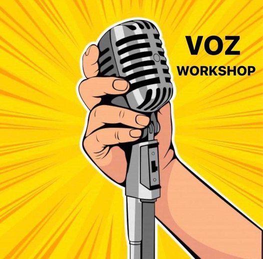 10 € - Workshop de VOZ com Luciana BALBY - Aulas em GRUPO ou particulares a combinar com a professora, 29 November