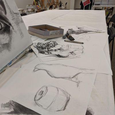 Drawing Basics November Session