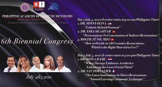 PAED 6th Biennial Congress, 4 July | Online Event | AllEvents.in