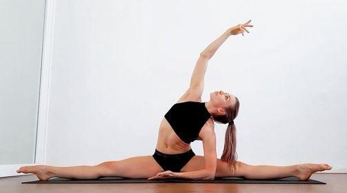 ONLINE: Flexibility - Middle split & Pancake, 29 June   Online Event   AllEvents.in