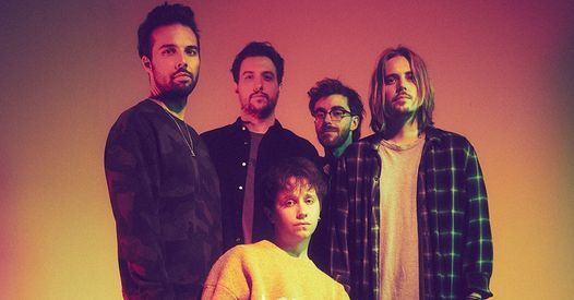 New date - Nothing But Thieves   Ancienne Belgique, 13 April   Event in Brussels   AllEvents.in