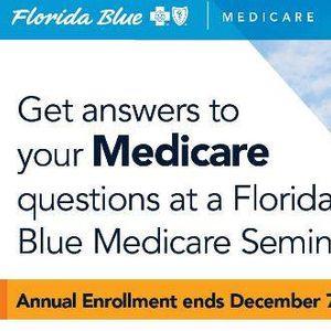 Florida Blue Medicare >> Florida Blue Medicare Seminar At Dedicated Senior Medical