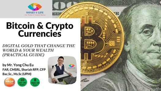 Bitcoin and Crypto Currencies-Digital Gold Changes the World, 10 June | Event in George Town | AllEvents.in
