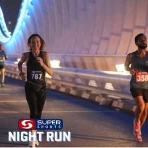 Super Sports Night Run Race 3 - 2021