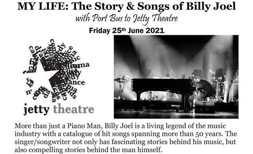 MY LIFE: The Story & Songs of Billy Joel, 25 June | Event in Coffs Harbour | AllEvents.in